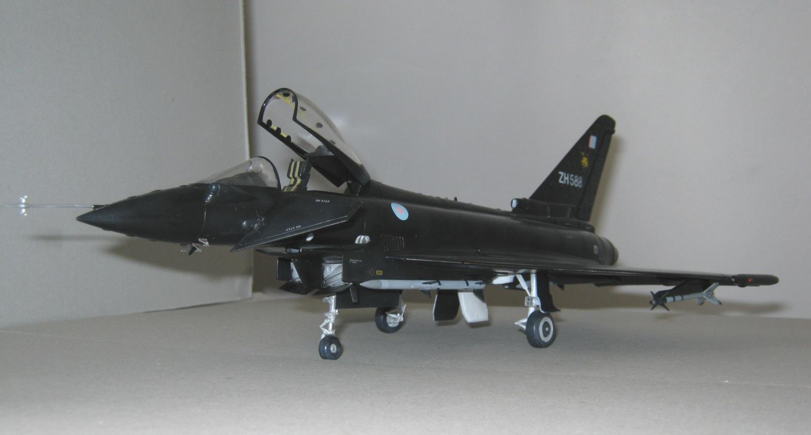 Eurofighter EF2000 Thyphoon sc48 RAF